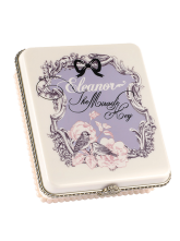 Eleanor The Miracle Key Sheer Veil Pressed Powder 01 Ivory